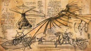 Изобретения Леонардо