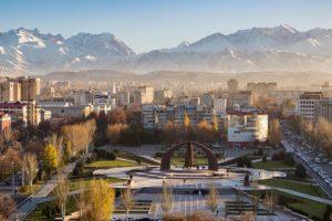 Факты о Бишкеке