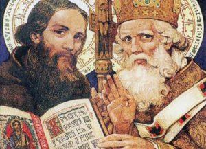 Факты о Кирилле и Мефодии