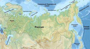 Факты о морях России