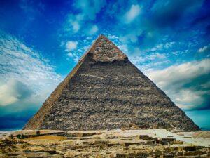 Факты о пирамиде Хеопса