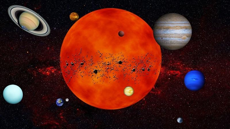 Факты о планетах