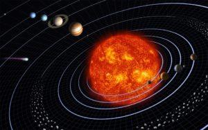 Факты о Солнечной системе