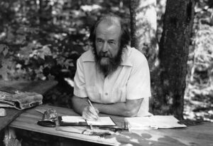 Факты о Солженицыне