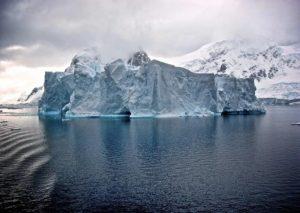 Факты об айсбергах