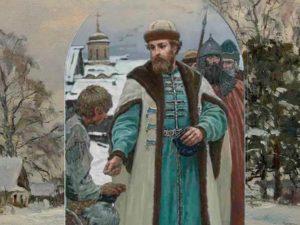 Факты об Иване Калите