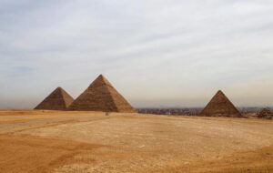 Факты о египетских пирамидах
