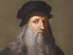 Факты о Леонардо да Винчи
