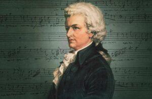 Факты о Моцарте