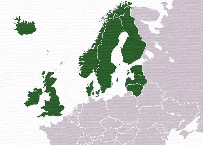 Факты о Северной Европе