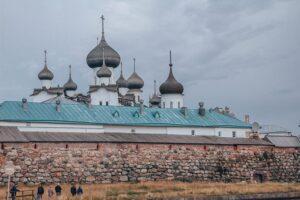 Факты о Соловецком монастыре