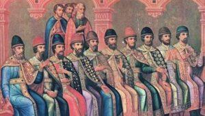 Факты о Стоглавом соборе