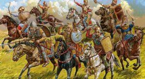 Кочевые племена Северного Причерноморья