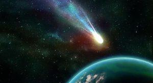 Факты о кометах
