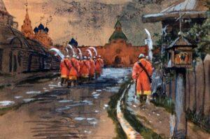 Московское восстание 1547