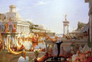 Особенности древнегреческой цивилизации