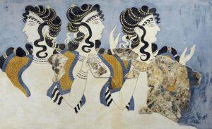 Особенности цивилизации Древнего Крита