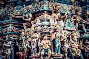 Особенности цивилизации Древней Индии