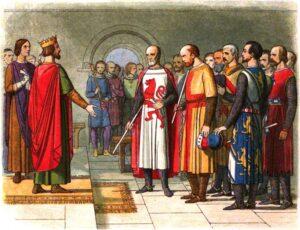 Первый Парламент Англии