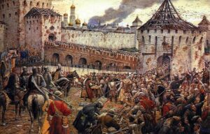 Политика России 17 века