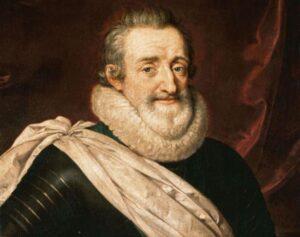Генрих IV, король Франции