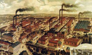 Признаки промышленной революции