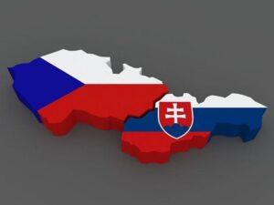 Распад Чехословакии