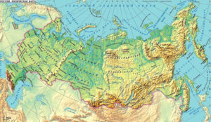 Геологическое строение России