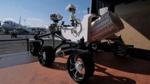 Ровер Марс 2020