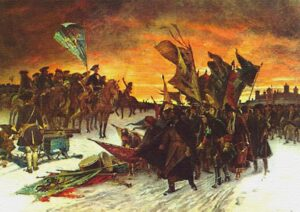 Русско-шведская война 1656-1658