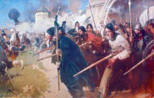 Соловецкое восстание