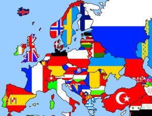 Факты о странах Европы
