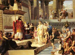 Жители Древнего Египта