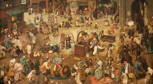 Западноевропейская средневековая цивилизация