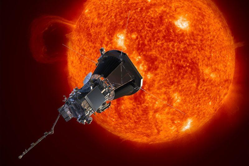 Изучение Солнца