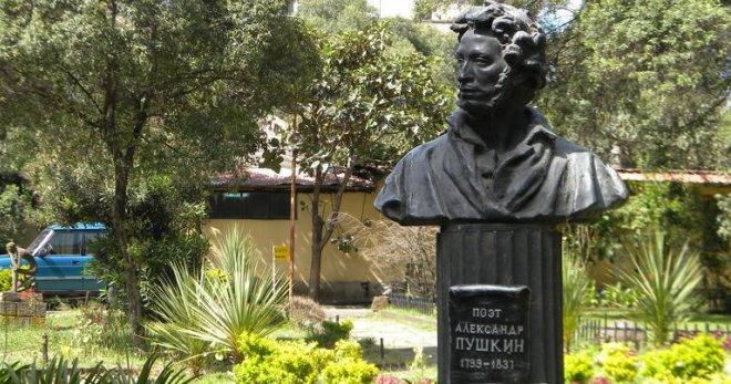 Факты об А. С. Пушкине